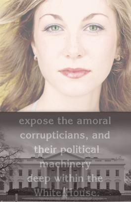 Political Thriller Just Released Novel