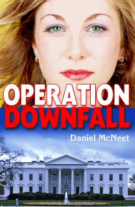 Political Thriller Fiction Novel